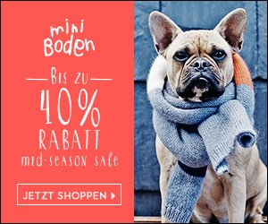Boden mid season sale 40 rabatt bei boden sale for Boden mode gutscheincode