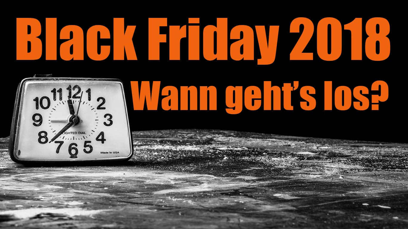 black-friday-wann-2018
