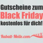 black friday gutscheine